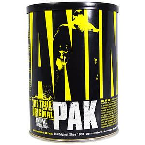 МультиВитамины Universal Animal Pak 30 packs, Энимал Пак 30 пакетиков