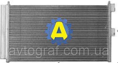 Радиатор кондиционера на Фиат Добло (Fiat Doblo) 2005-2009