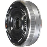 Объектив Fujifilm XF 27mm F2.8 Silver (16537718)