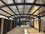 Профильный поликарбонат Suntuf (1,26х2м) 55% бронзовый, фото 4