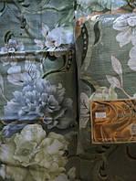 Байковый постельный комплект двуспальный макси Тиротекс