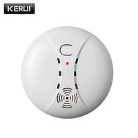 Беспроводной пожарный датчик дыма KERUI GS04 (с низким потреблением энергии)
