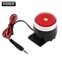 Сирена внутренняя для GSM-сигнализации KERUI J03 120dB/12V