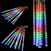 """Гирлянда """"Тающие сосульки"""" интерьерная LED 30 см 8 штук"""