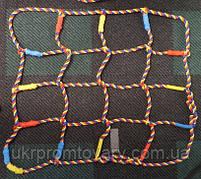 Сетка гладиаторская цветная, любой размер, цена за 1 м.кв.