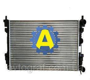 Основной радиатор на Фиат Добло (Fiat Doblo) 2005-2009