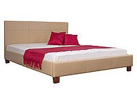 Мягкая кровать Каролина двуспальная
