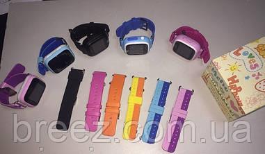 Ремешок для детских часиков Q50  Q60 Q80 Q90 Q100 Q200
