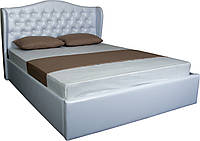 Мягкая кровать Грация двуспальная с подъемным механизмом