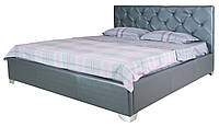 Мягкая кровать Моника двуспальная