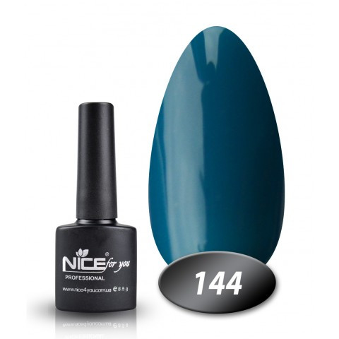 Гель лак Nice for you 8.5ml, №144