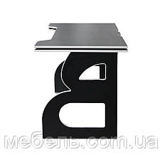Стол с тумбой для учебных заведений Barsky Game HG LED CUP ПК HG-06/CUP-06/ПК-01, фото 3