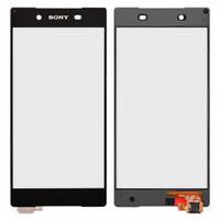 Сенсорний екран для смартфону Sony Xperia Z5 E6603 E6633 E6653 E6683, тачскрін чорний