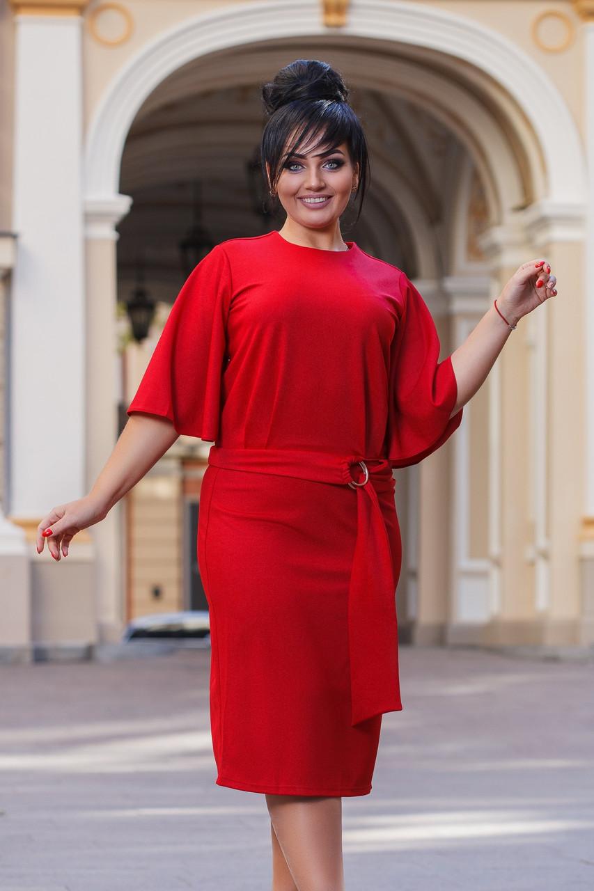 Костюм юбка + блуза 04ат0171