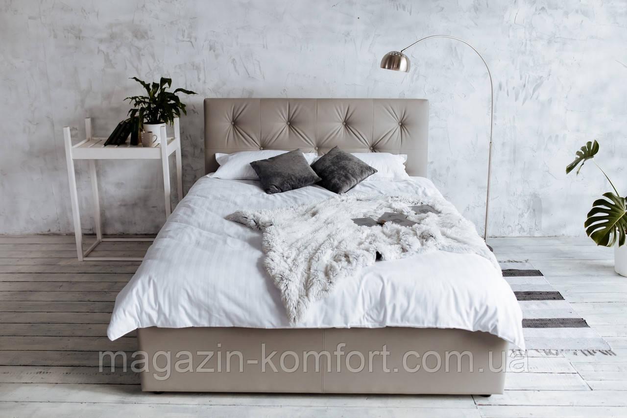 Кровать двуспальная Катрин 180*190/200 с подъемным механизмом, фото 1