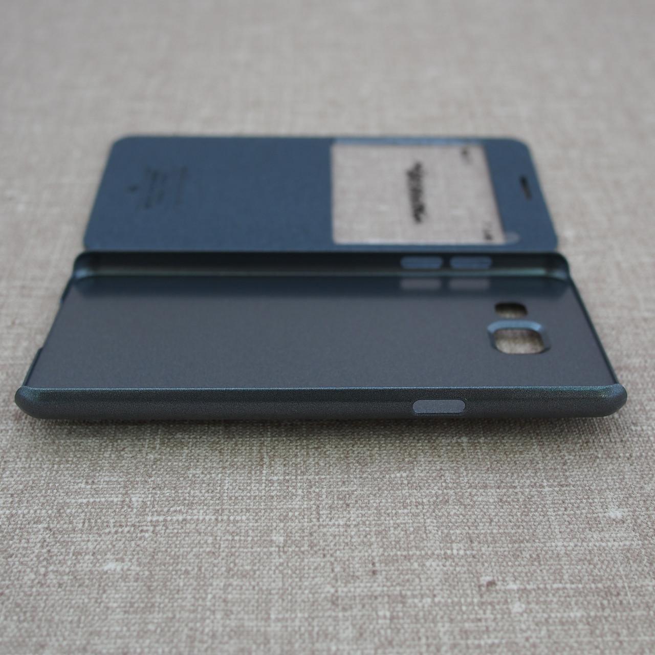 Чехол Nillkin Sparkle Samsung Galaxy A510 black A51