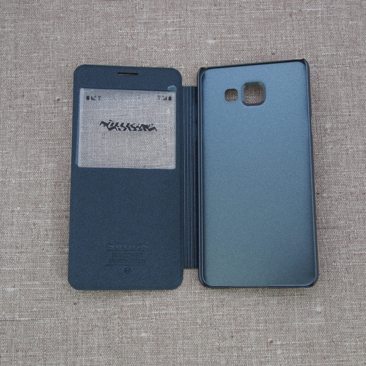 Чехол Nillkin Sparkle Samsung Galaxy A510 black