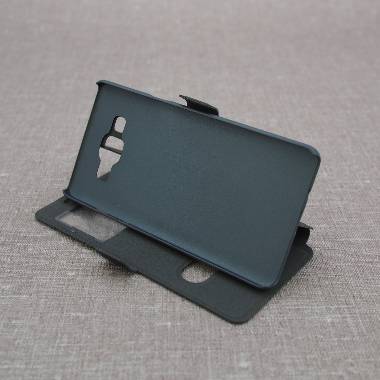 Чехлы для Galaxy A Series (остальные модели) Book-case Smart Samsung A5 (A520) 2017 Для телефона Черный