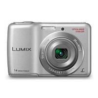 Цифровые фотоаппараты Panasonic Lumix DMC-LS6 Silver