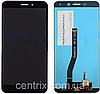 Дисплей (екран) для Asus ZenFone 3 Laser (ZC551KL) + тачскрін, колір чорний