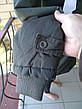Парка женская  с капюшоном на меху DUDUBOBO, фото 3