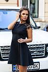 Женское платьеитальянский трикотаж, фото 3