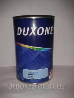 Автоэмаль Duxone металлик DX - 640 Серебристый   1л