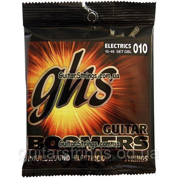 Струны GHS Boomers GBL 10-46 Regular