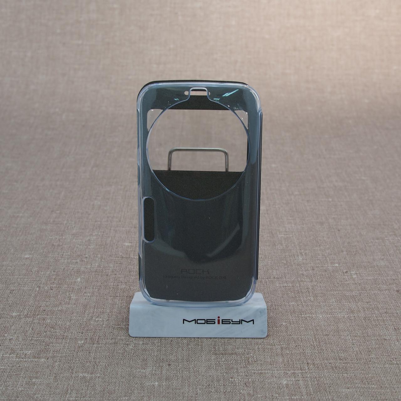 Чехол ROCK Elegant Samsung Galaxy S5 ZOOM black Для телефона K zoom