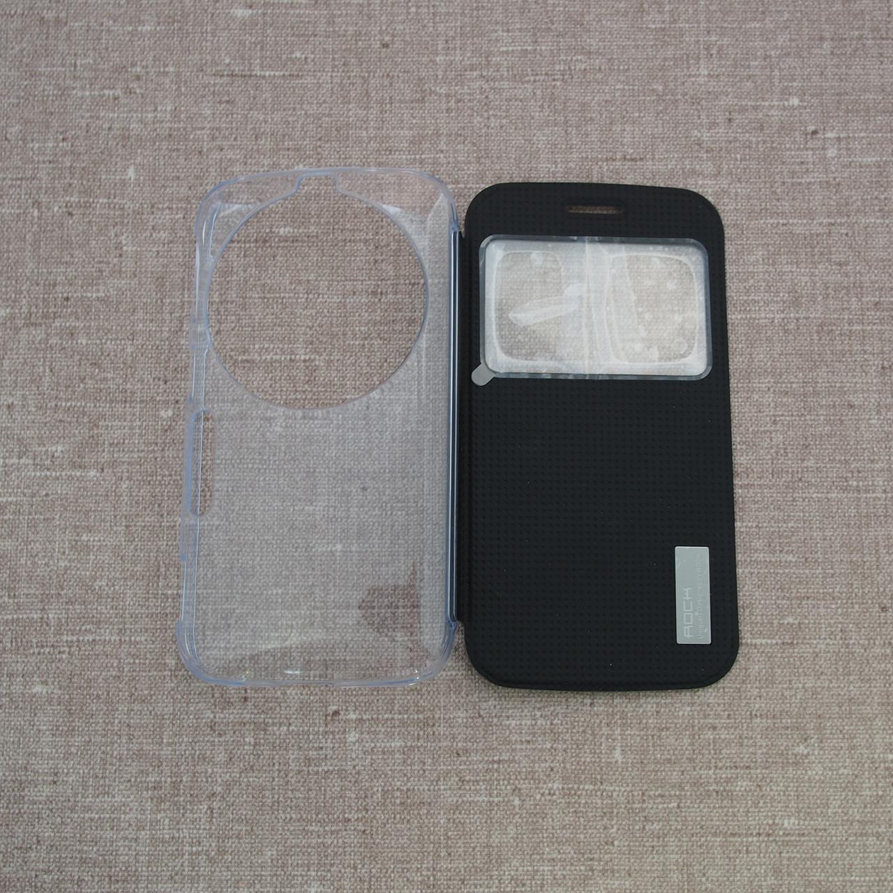 Чехол ROCK Elegant Samsung Galaxy S5 ZOOM black Для телефона K zoom Rock