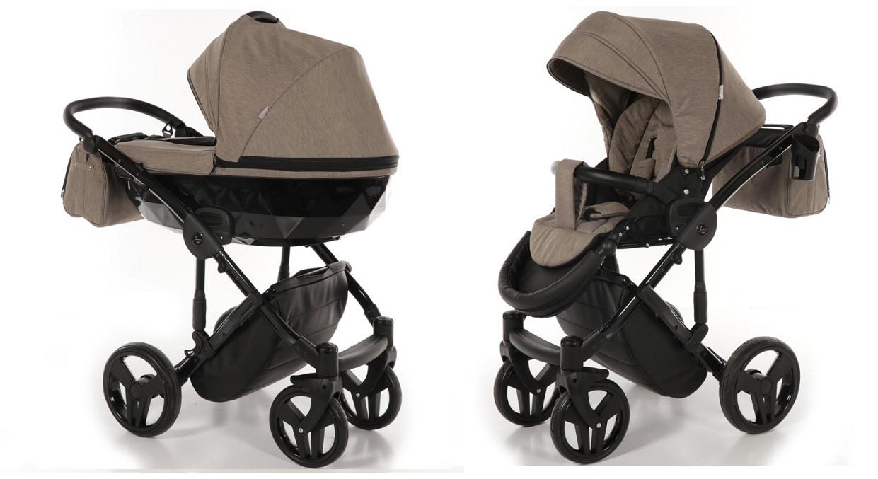 Детская универсальная коляска 2 в 1 Junama Diamond 04