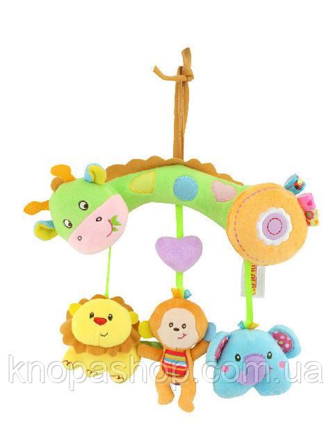 Подвески Tololo.  Жираф (животные джунгли)