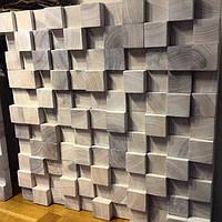 """Дерев'яні панелі 3D """"Стокгольм"""""""