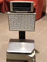 Весы с чекопечатью DIGI SM-5100 BS -72 клавиши