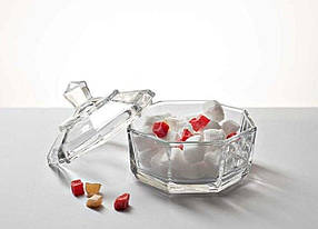 Сахарница стеклянная ISFAHAN Berelian BM774