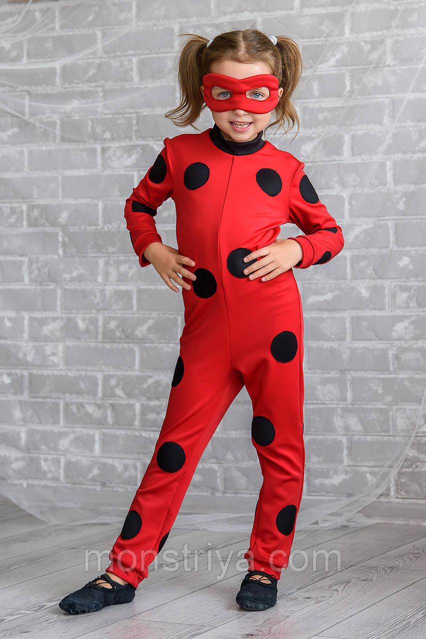 Карнавальный костюм Леди Баг детский