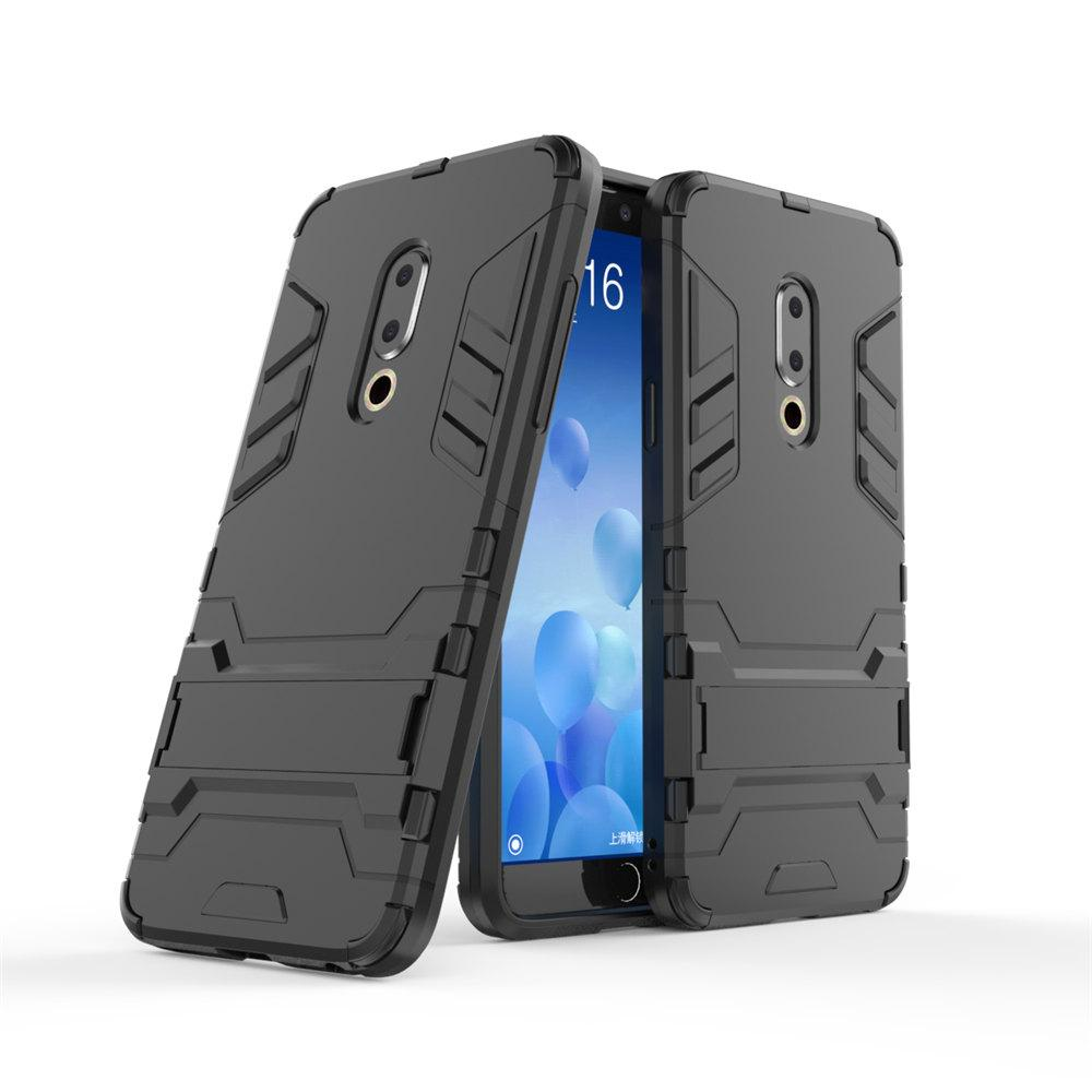 Чехол Meizu 15 5.46'' Hybrid Armored Case черный