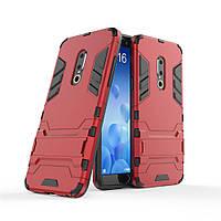 Чехол Meizu 15 5.46'' Hybrid Armored Case красный