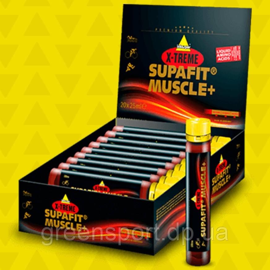 Аминокислоты для спортсменов Inkospor Supafit Muscle (20 х 25мл) - GREENSPORT в Днепре