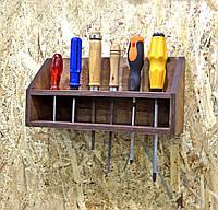 Органайзер для ручного инструмента Кастельон 6 коричневый