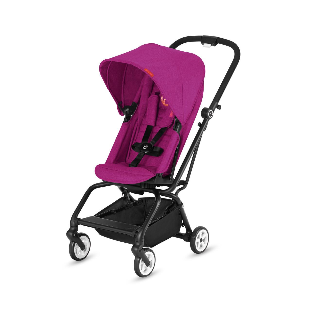 Прогулочная коляска Eezy S Twist, цвет Passion Pink Cybex
