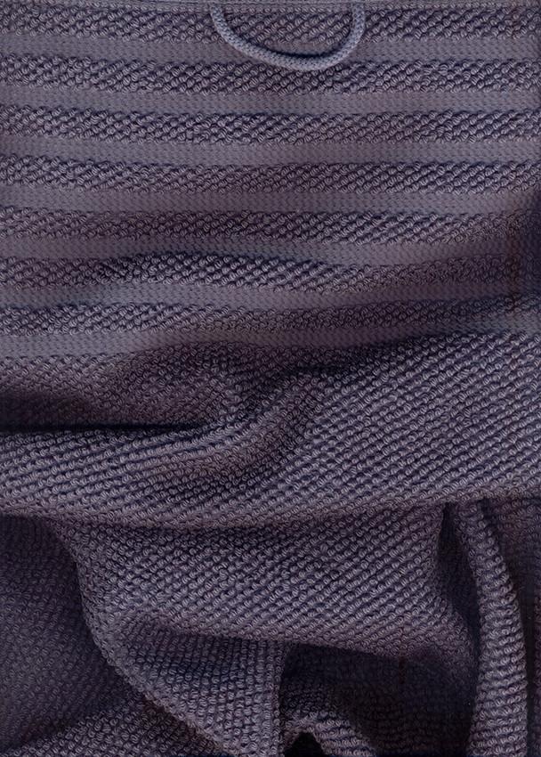 Полотенце махровое 70х140 см Kreativ grey