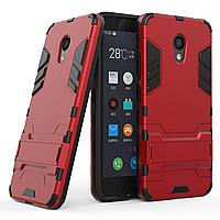 Чехол Meizu M5C Hybrid Armored Case красный