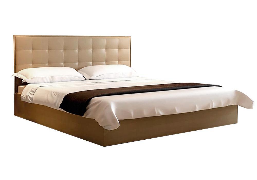 Ліжко двоспальне з ДСП з пiдйомним механiзмом Багіра Арбор Древ