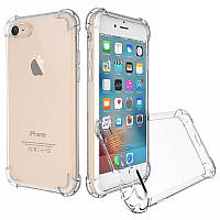 Прозрачный чехол iPhone 7 / 8 (усиленный углами) Ultra Air (Айфон 7)