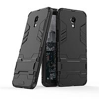 Чехол Meizu M6S 5.7'' / mblu S6 Hybrid Armored Case черный