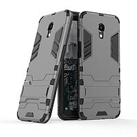 Чехол Meizu M6S 5.7'' / mblu S6 Hybrid Armored Case темно-серый