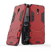 Чехол Meizu M6S 5.7'' / mblu S6 Hybrid Armored Case красный