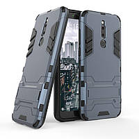"Чехол Meizu M6T 5.7"" Hybrid Armored Case темно-синий"