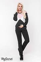 Теплые брючки с начесом для беременных TAYA WARM TR-48.112, фото 1